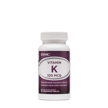 Vitamin K | GNC