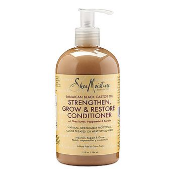 Jamaican Black Castoer Oil Strengthen, Grow  & Restore Conditioner | GNC