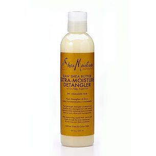 Raw Shea Butter Extra-Moisture Detangler with Sea Kelp and Argan Oil | GNC