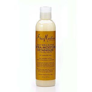 Raw Shea Butter Extra-Moisture Detangler with Sea Kelp and Argan Oil | GNC