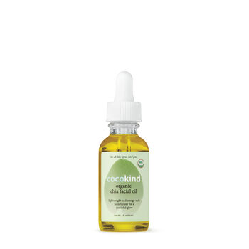 Organic Chia Facial Oil   GNC