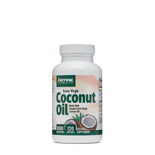 Extra Virgin Coconut Oil 1000 MILLIGRAMS | GNC
