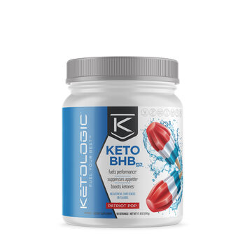 Keto BHB Go - Patriot PopPatriot Pop | GNC
