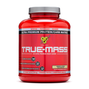 True-Mass®  - Cookies and CreamCookies and Cream | GNC