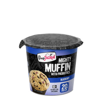 Mighty Muffin with Probiotics* - BlueberryBlueberry | GNC