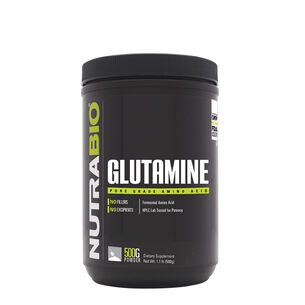 100% Pure Glutamine - Raw Unflavored | GNC