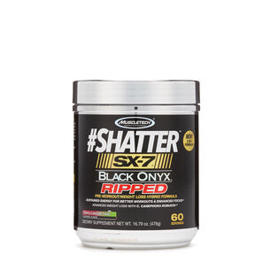 #Shatter™ SX-7® Black Onyx™ Ripped - Cherry Limeade TwistCherry Limeade Twist | GNC