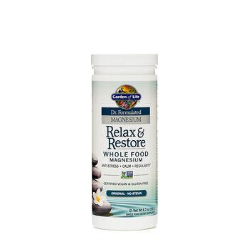 calcium product life content garden vitamin code magnesium of raw