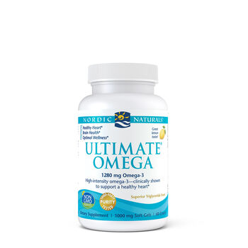Ultimate® Omega | GNC