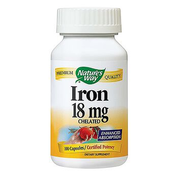 Iron 18 mg | GNC