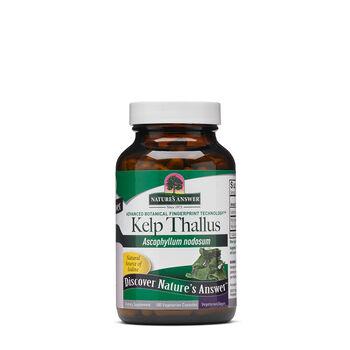 Kelp Thallus 75 mg   GNC