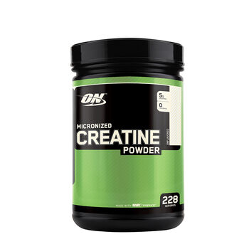 Micronized Creatine Powder - Unflavored | GNC