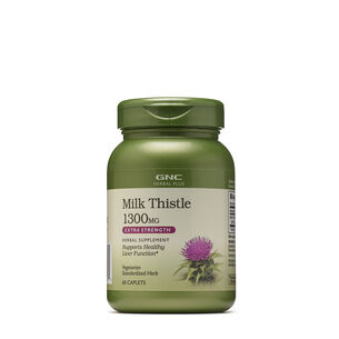 Milk Thistle 1300 MG | GNC