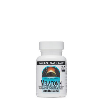 Melatonin 2.5 MG | GNC