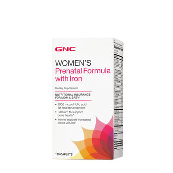 Prenatal Formula with Iron | GNC