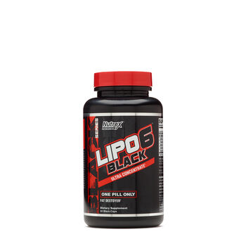Does lipo 6 black ultra concentrate work