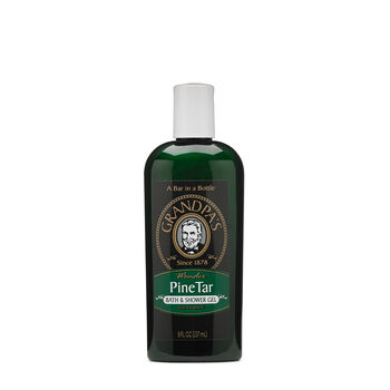 Wonder Pine Tar Shower Gel | GNC