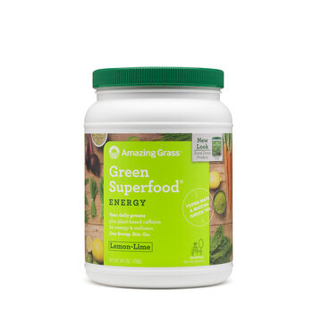Green Superfood® Energy - Lemon Lime | GNC