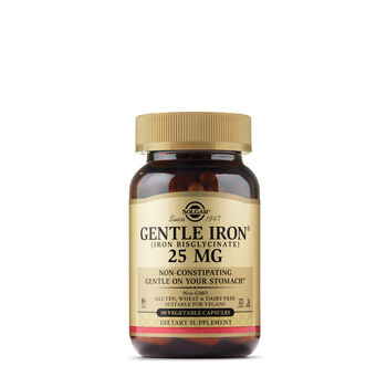 Gentle Iron® 25mg | GNC