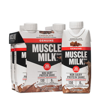 Muscle Milk® - ChocolateChocolate Milk | GNC