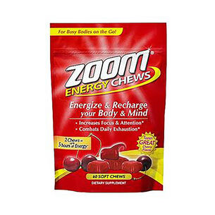 ZOOM® Energy Chews | GNC
