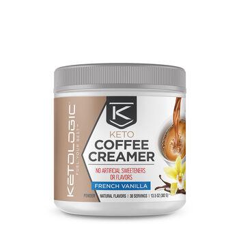 Keto Coffee Creamer - French VanillaFrench Vanilla | GNC