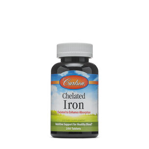 Chelated Iron 2:1 Ratio | GNC