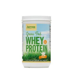 Grass Fed Whey Protein - VanillaVanilla | GNC