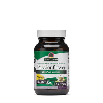 Passionflower 500mg | GNC