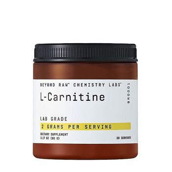 Chemistry Labs™ L-Carnitine | GNC