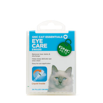 Cat Essentials Eye Care Swabs | GNC