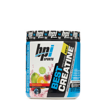 Best Creatine™ - Fruit PunchFruit Punch | GNC