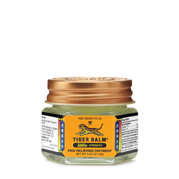 Tiger Balm® Ultra Strength Pain Relieving Ointment   GNC