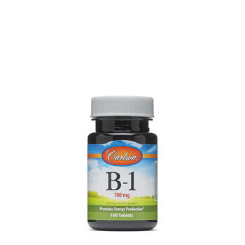B-1 100 mg | GNC