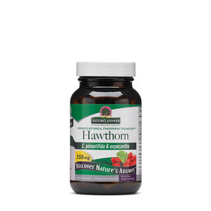 Hawthorn 358mg | GNC
