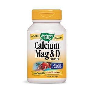 Calcium Mag & D Complex | GNC