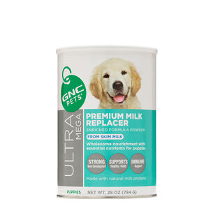 Ultra Mega Premium Milk Replacer for Puppies | GNC