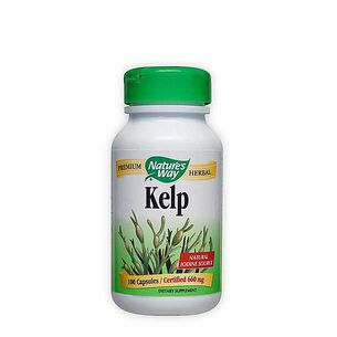 Kelp Certified 600mg | GNC