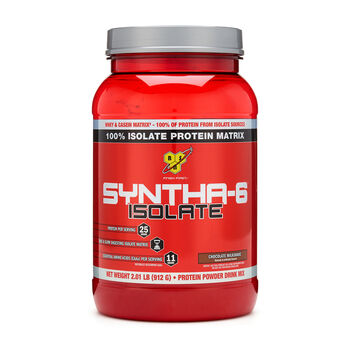 SYNTHA-6™ ISOLATE – Chocolate MilkshakeChocolate Milkshake | GNC