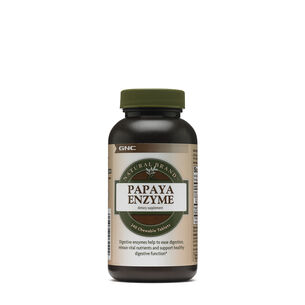 Papaya Enzyme   GNC