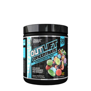 Outlift™ Concentrate Extreme Stimulant Energy - Sour Shox | GNC