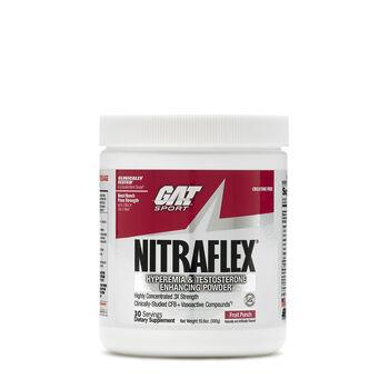 NITRAFLEX® Hyperemia & Testosterone Enhancing Pwd - Fruit PunchFruit Punch | GNC