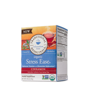 Stress Ease® Cinnamon | GNC