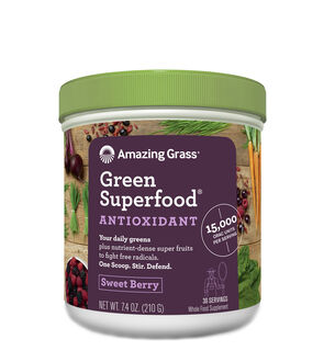 Green Superfood® - ORAC | GNC
