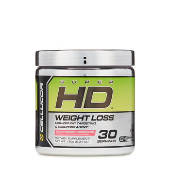 SuperHD® WEIGHT LOSS - Strawberry Lemonade | GNC