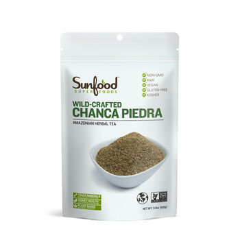 Wild-Crafted Chanca Piedra Tea | GNC