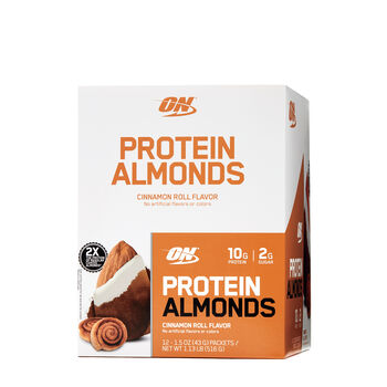Protein Almonds - Cinnamon Roll FlavorCinnamon Roll Flavor | GNC