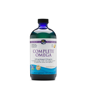 Complete Omega | GNC