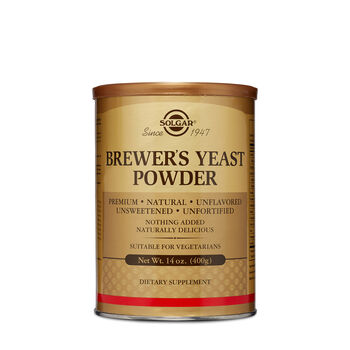 Brewer's Yeast Powder | GNC