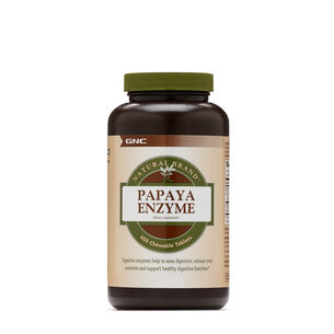 Papaya Enzyme | GNC